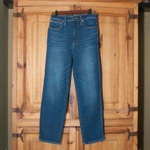 J.Crew Point Sur Shoreditch straight jeans size 28